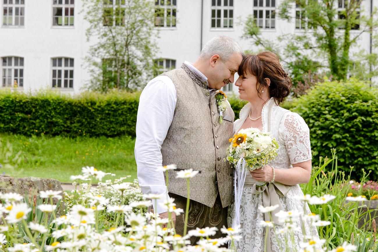 Hochzeit in Alpirsbach im Schwarzwald