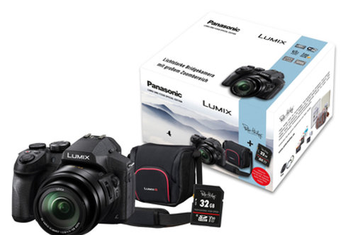 Panasonic DMC-FZ330 Special Edition +PH 32 GB Prof.SD Karte/Panasonic Tasche
