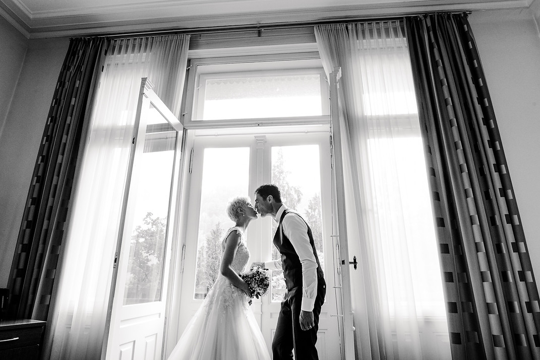 Heiraten in der Villa Junghans