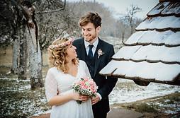 Heiraten im Schnee