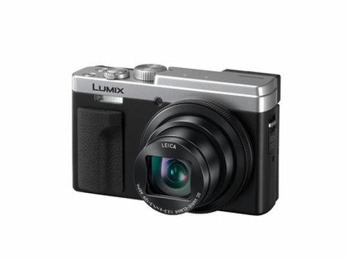 Panasonic DC-TZ96 schwarz/silber Digitalkamera