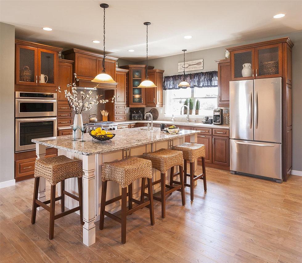 Captivating Custom Kitchen Design Hudson Valley