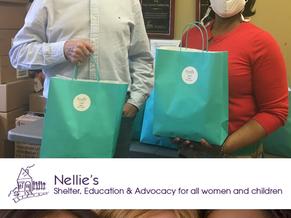 Eco6ix Donation To Nellie's