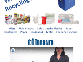 What Goes in the Recycling Blue Bin?