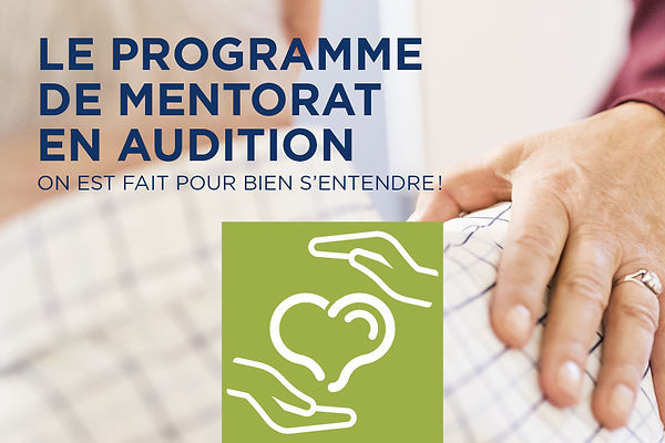 8345 AUDITION QUEBEC - Programme Mentora