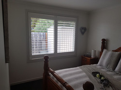 Plantation Shutter Custom made