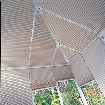 Skylight honeycombs
