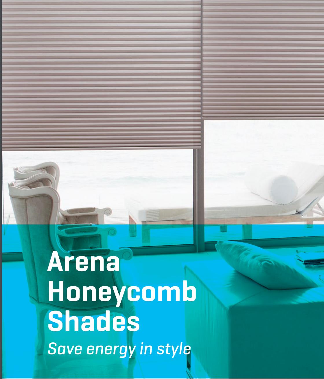 Arena Honeycomb Blind
