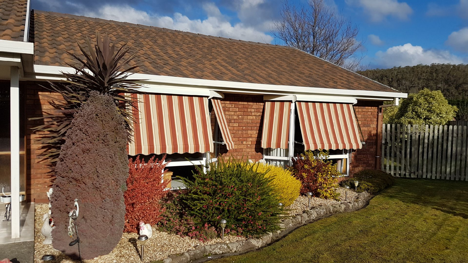 Canvas Awning Recloth 2
