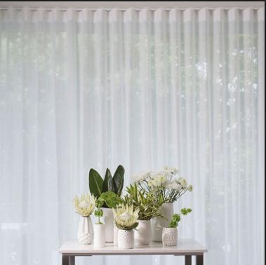 Wavefold curtain