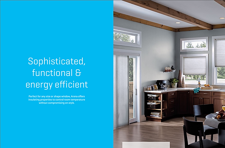 Honeycomb Blinds save you $$$ off your heating and cooling bills and make your home more comfortable and enjoyable.
