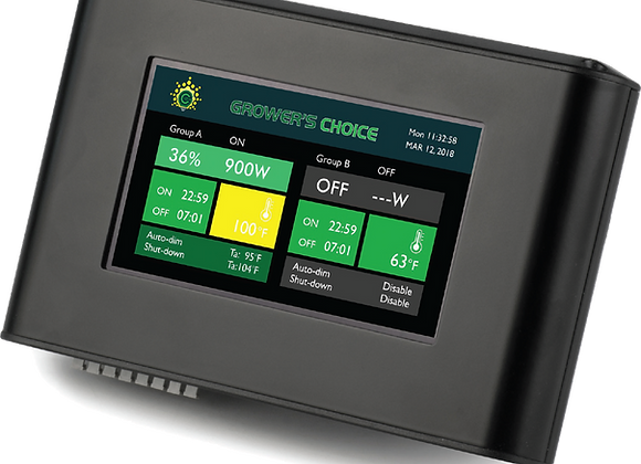 Grower's Choice Master Lighting Controller