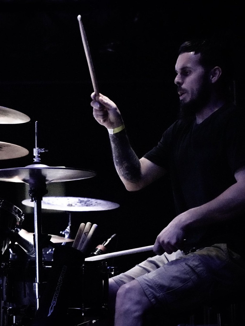 Shaun Kimmerling - Drums