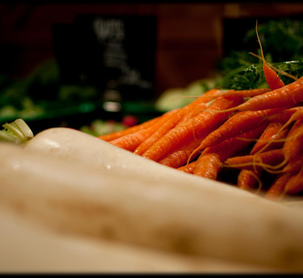 Ferme de Budé Légumes