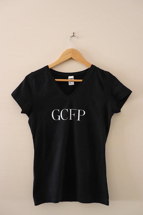 V-neck GCFP T-shirt