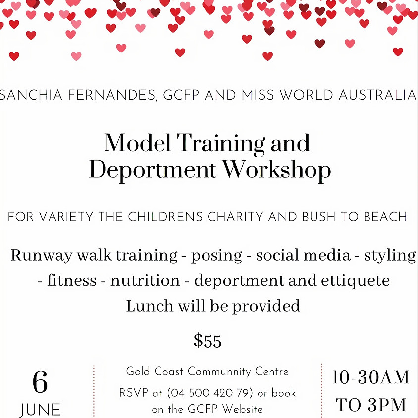 Model Training and Deportment Workshop by Sanchia Ferandes