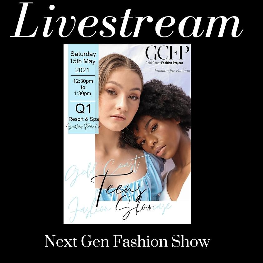 LIVESTREAM: Next Gen Fashion Show
