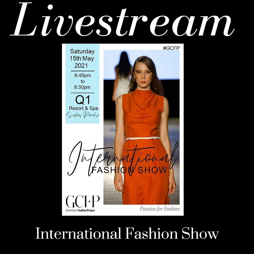LIVESTREAM: International Fashion Show