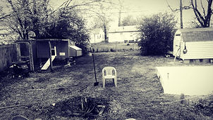 Backyard Dustbowl