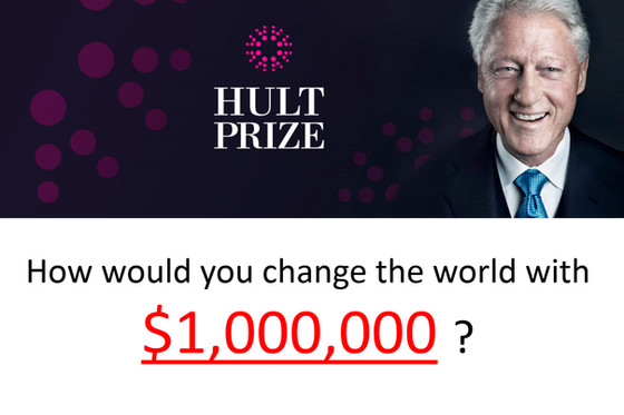 $1M + Social Impact...'Why Not?'