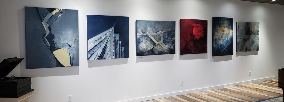 Exhibition at Cape Cod