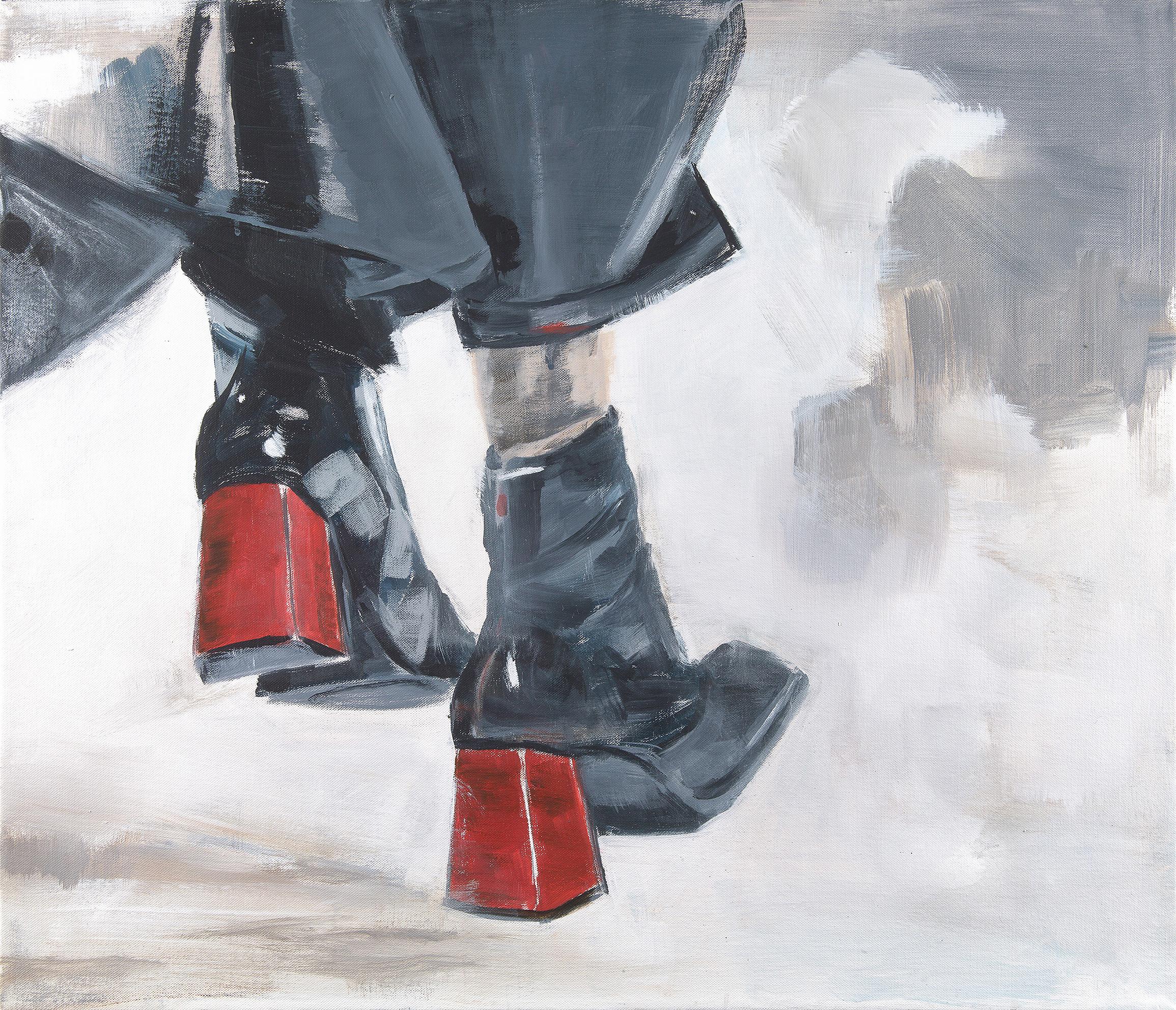 """""""Red Heels"""""""