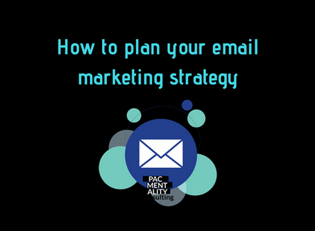 How to plan an effective email marketing strategy
