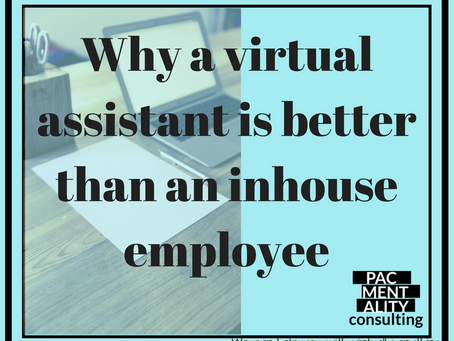 Why a virtual assistant is better than an in house employee