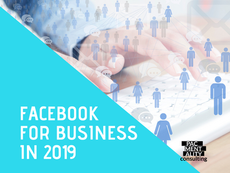 Facebook for business in 2019