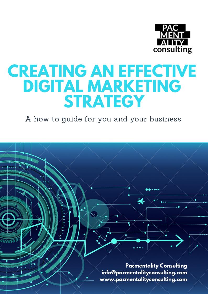 Creating an effective digital marketing strategy, digital marketing strategy, marketing strategy