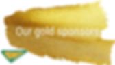 OPBC gold sponsors