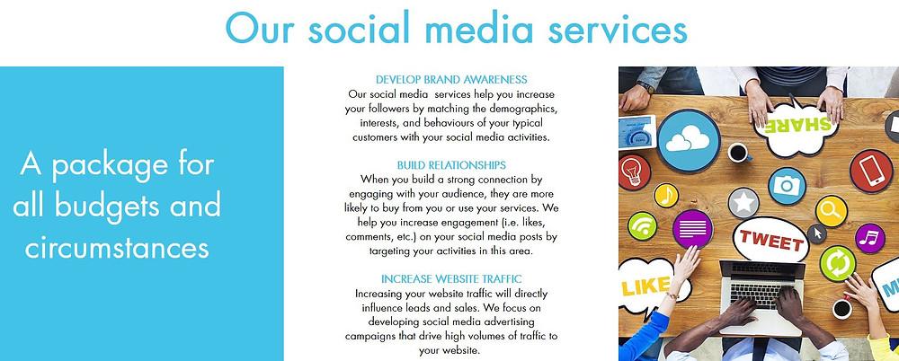 social meda management