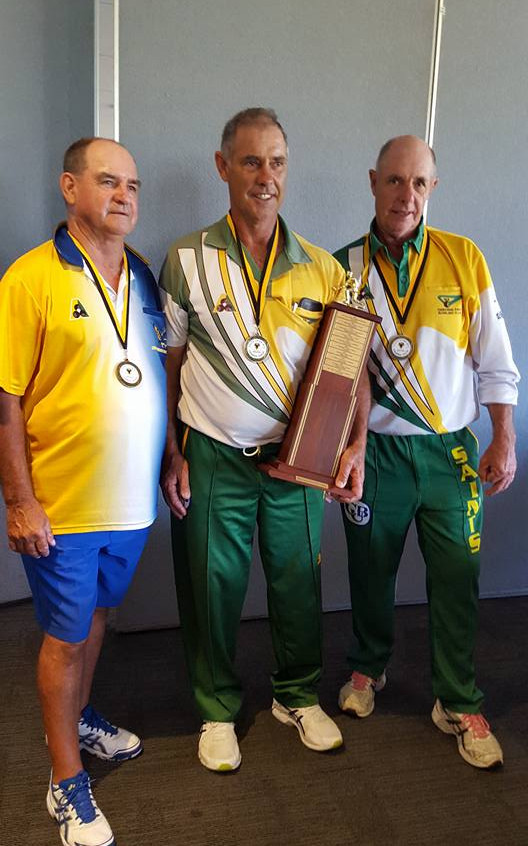 Over 60s state triples