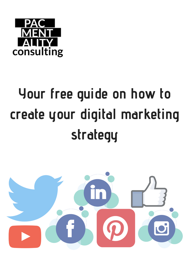 free digital marketing strategy guide