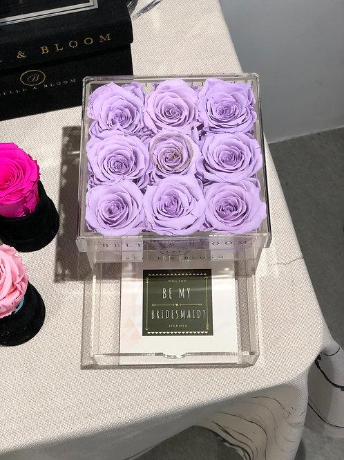Infinity Le Belle Box - 9 Rose