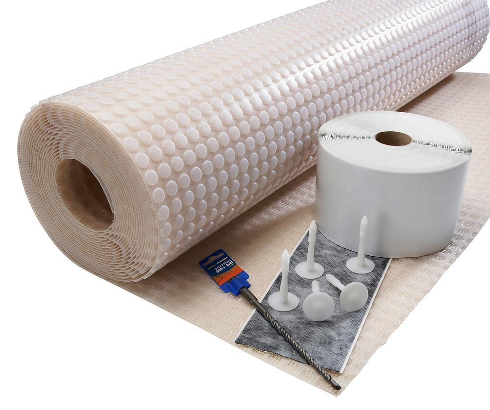 Plaster Mesh Tanking Membrane