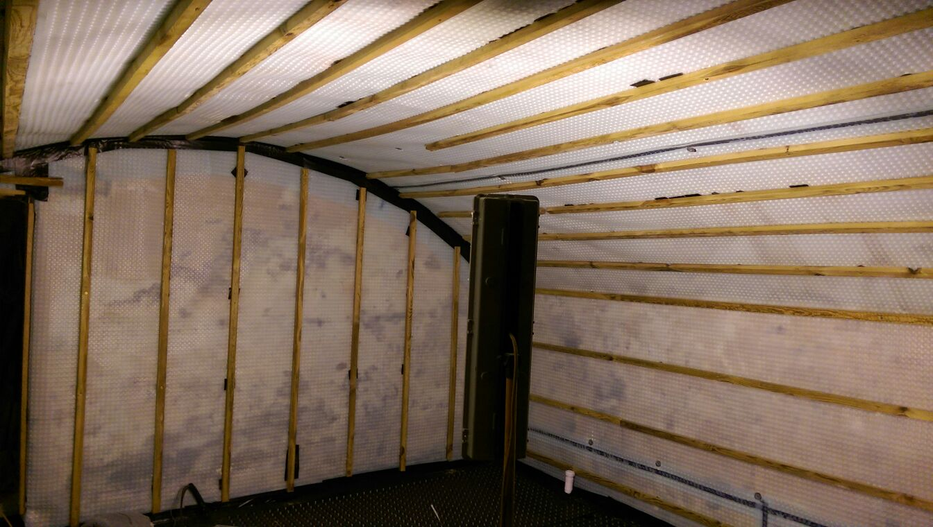 Vaulted Basement Conversion