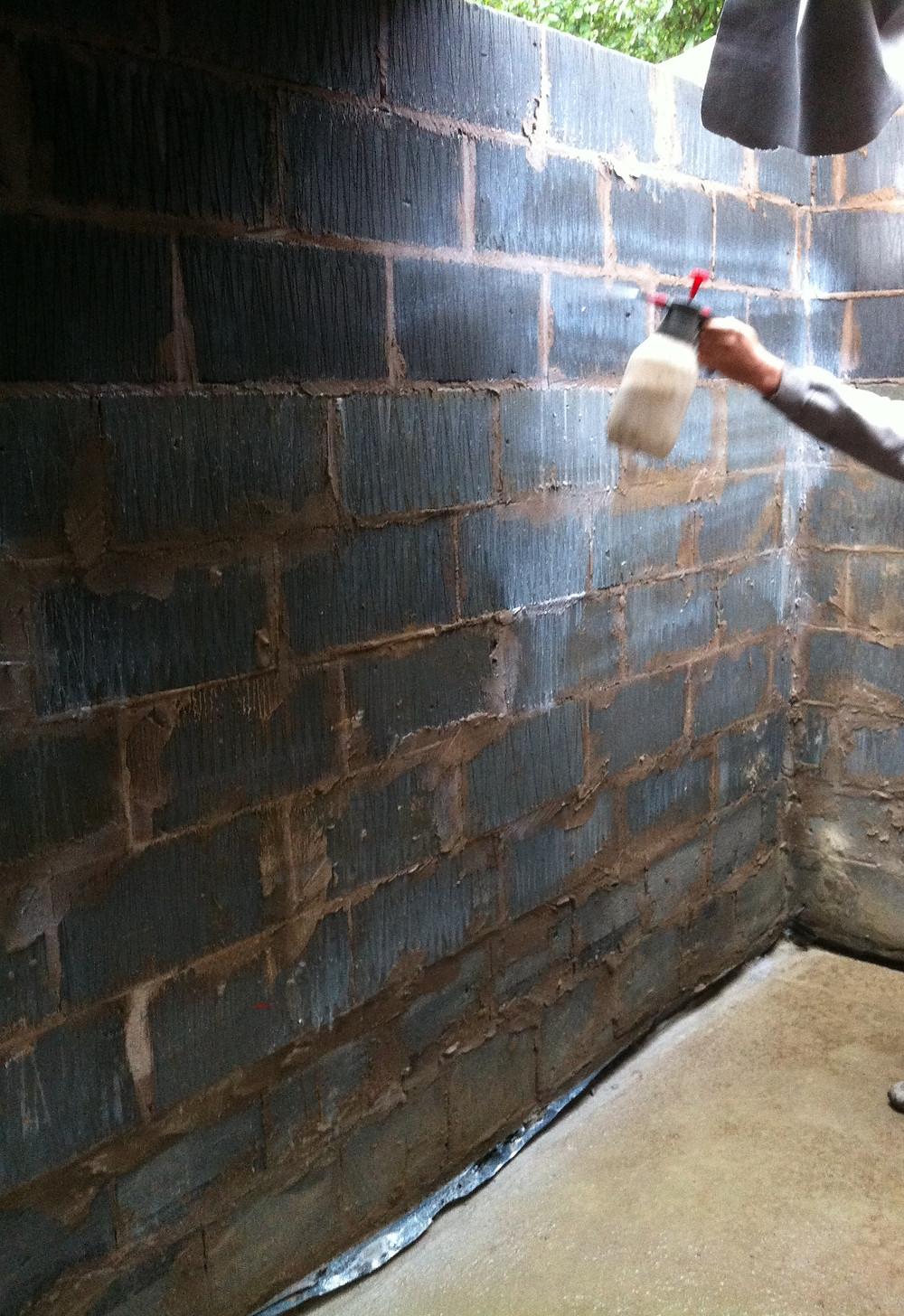 Waterproofing a basement  Lancashire