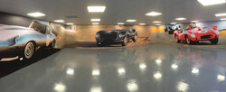 Car garage waterproofing