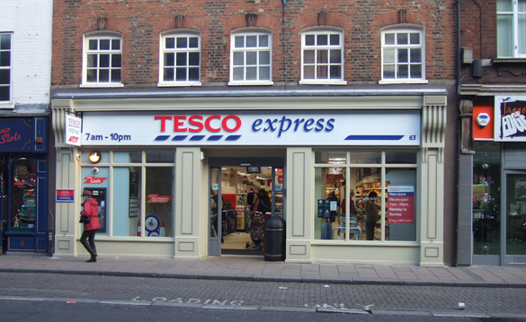 Tesco - AP Gooch Waterproofing