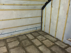 Original floor reinstated