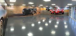 Waterproofing a car garage
