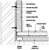 Basement tanking detail drawings