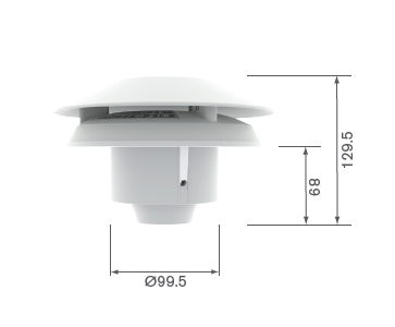 Extractor Fan Dimensions