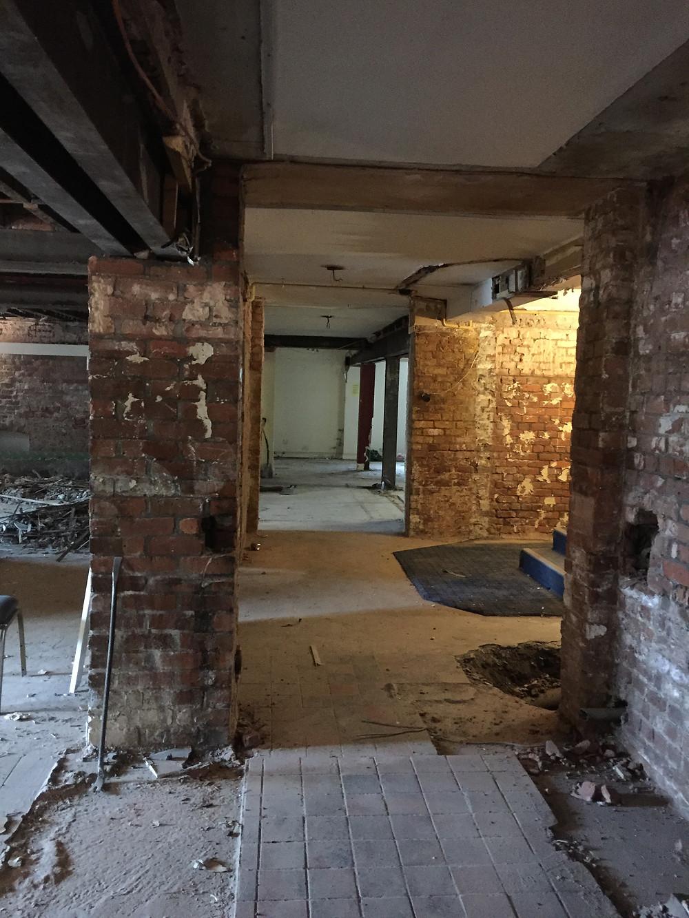 basement tanking manchester