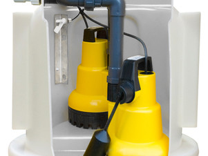 The importance of installing a sump pump system in a basement