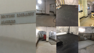 Another basement waterproofing project in Africa completed - this time it's the British Embassy