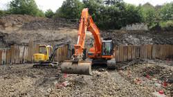 Basement Groundworks