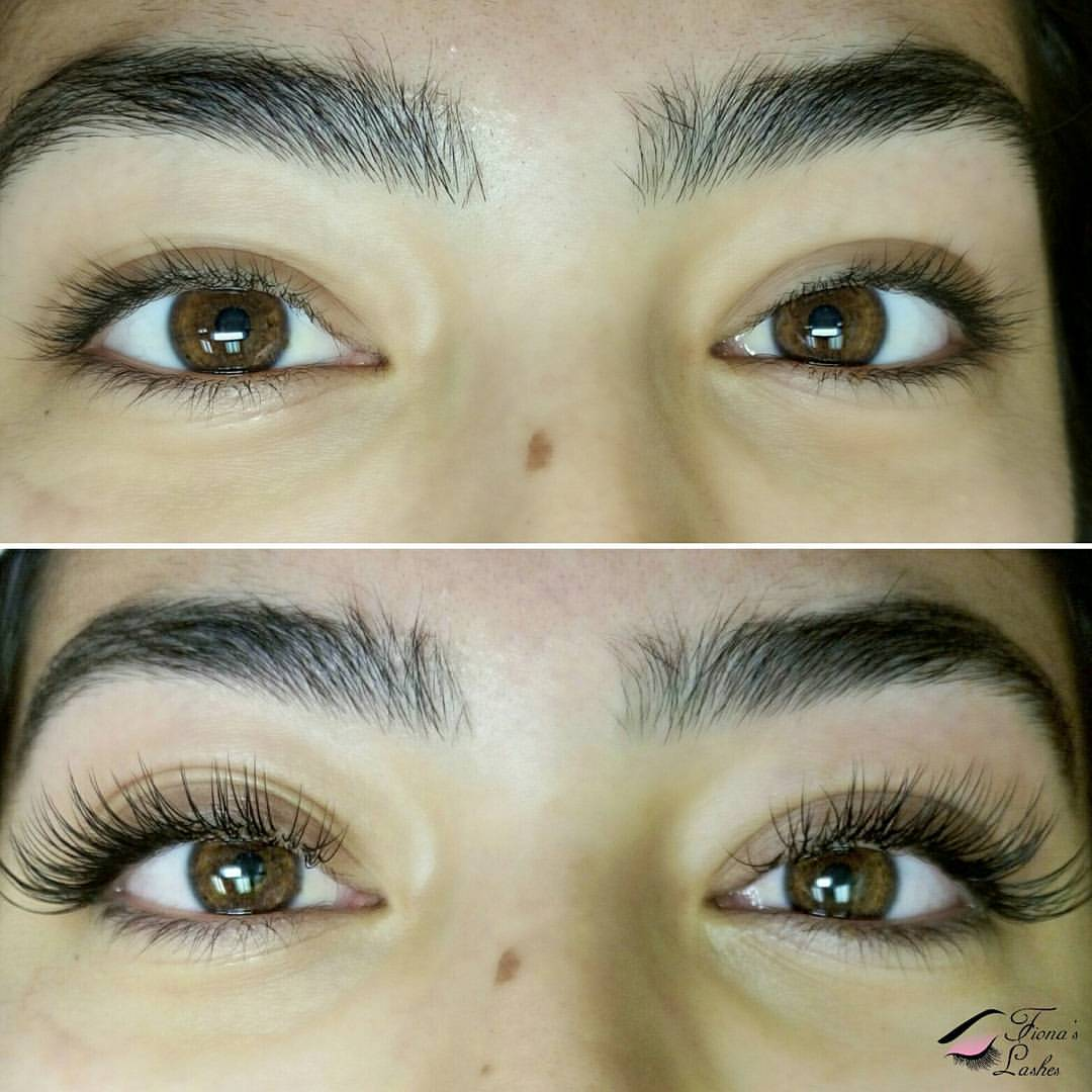 Fionas Lashes Eyelash Extensions And Eyelash Lifts In San Diego