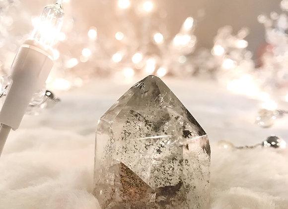Lodolite Included Quartz
